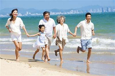 家人一起出游 咋才能皆大欢喜