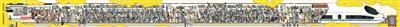 火遍朋侪圈的春运高铁版清明上河图 是3名学生画