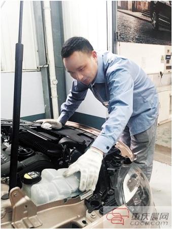 汽车技术大师杨宪福:从门外汉到国家队教练