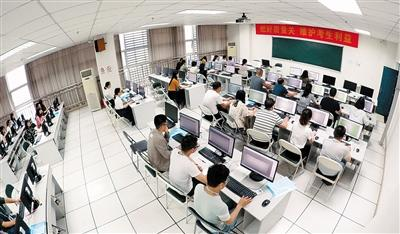 高考阅卷场管理有多严?工作证分7种出入权限