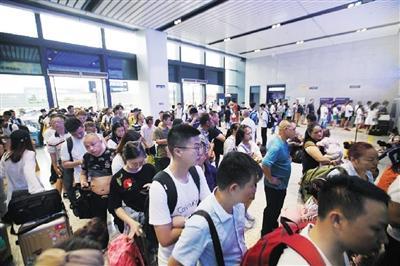 重庆直达香港高铁通车