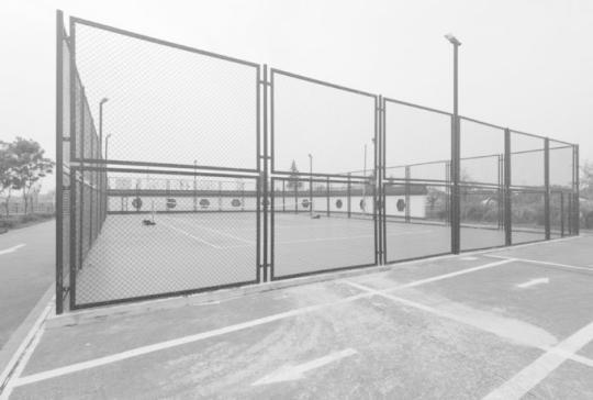 """村子建起""""高大上""""网球场?哪些群体在使用这些场地"""